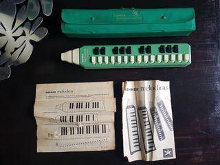 Hohner Melodica Soprano Instrumento Musical