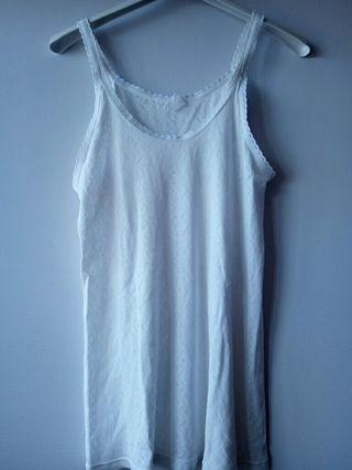 Camiseta interior. TL Mujer