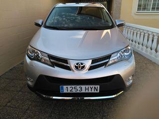 vehículo Toyota RAV4 advance 2014,50000km