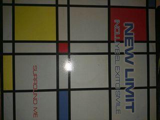 vinilo remember new limit