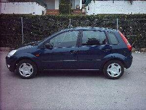 Ford Fiesta Gasolina 80cv