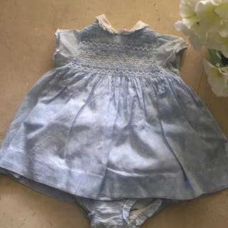 Vestido Gocco 9-12 meses