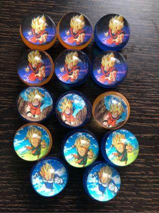 Pelotas Dragon Ball Huevos