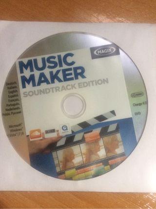 Programa edicion musica