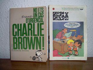Snoopy y Zipi y Zape (comics)