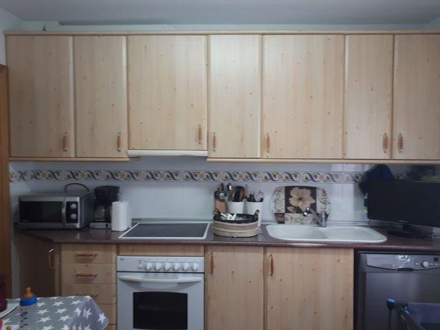 Muebles cocina completa. negociable precio de segunda mano por 310 ...