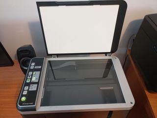 HP Deskjet F4180 - Impresora multifunción