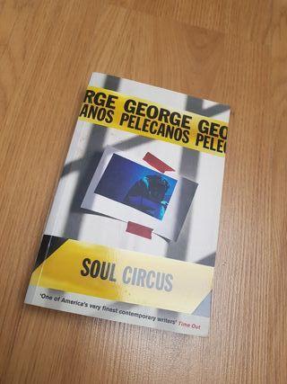 Libro Soul Circus (Inglés)