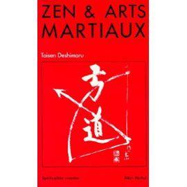 Zen & arts martiaux -Taisen Deshimaru