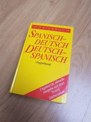 Diccionario Castellano-Alemán, Alemán-Castellano