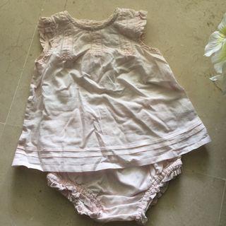 Vestido Dulces 12-18 meses