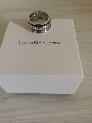 Anillos Calvin Klein. Talla 14