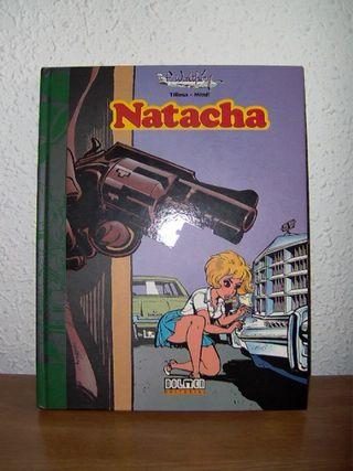 Natacha de Dolmen Editorial