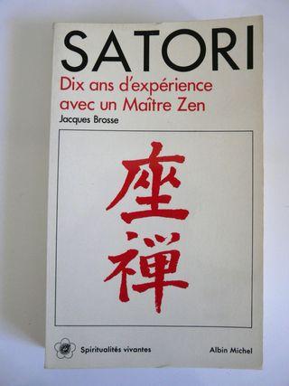 SATORI -Jacques BROSSE - 10 ans d'expérience ...