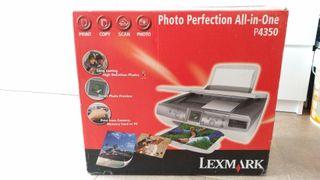 Impresora Multifuncion Lexmark P4350