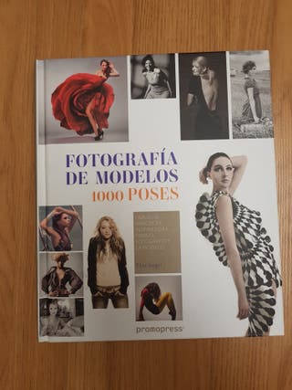 Libro Fotografia de Modelos 1000 poses