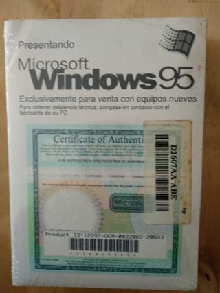 Manual usuario Windows trabajo grupo & MS-DOS& 95