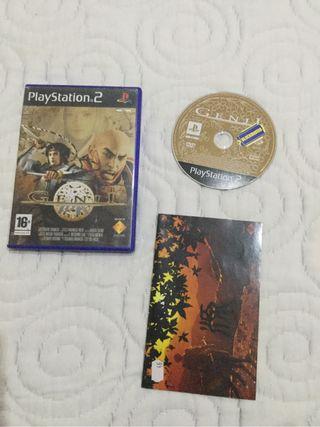 Genji PS2