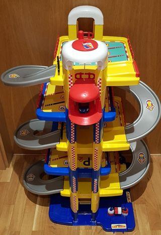 MOLTO Parking 6 alturas