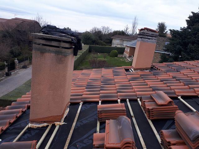 tejados madrid