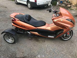 moto 3 ruedas 200cc