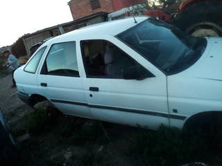 despiece ford escort clx 16v