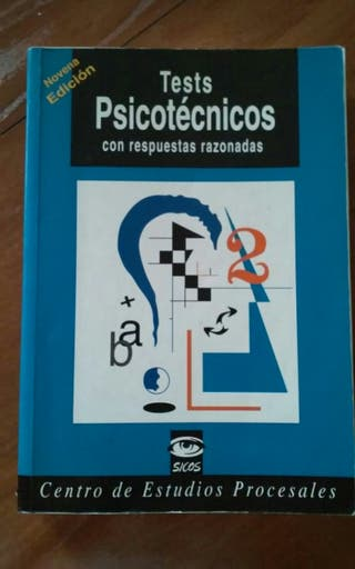 LIBRO TEST PSICOTECNICOS
