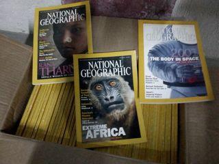 revistas nariconal geographic