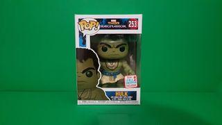 funko pop hulk (thor ragnarok)