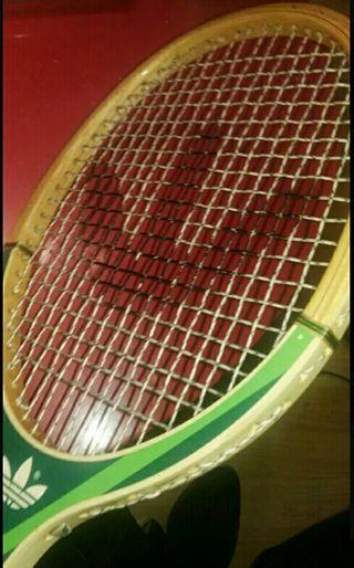 Raqueta tenis ADIDAS junior ads 010 Vintage