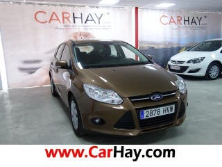 Ford Focus 1.6 TDCI Trend 85 kW (115 CV)