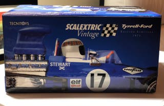 Tyrrell-Ford 001 F1 Jackie Stewart Vintage Edition