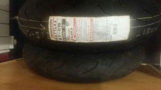 Neumatico Bridgestone Battlax