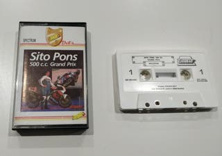 Sito Pons (Erbe) Spectrum