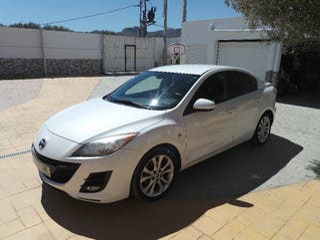 Mazda 3 2010 sport sedan