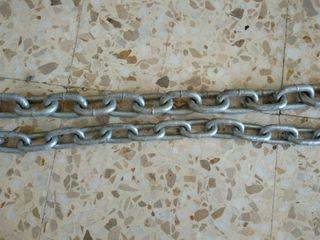 Cadenas de hierro