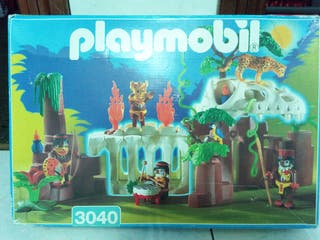 Playmobil 3040 cueva esqueleto