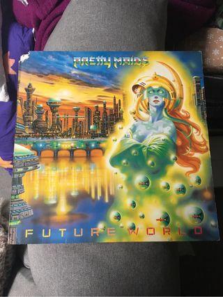 Disco vinilo heavy metal