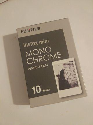 Papel monochrome Fujifilm Instax mini