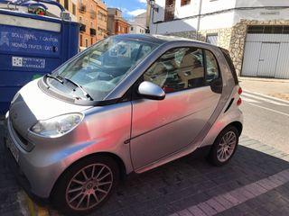 Smart City Coupe 2011