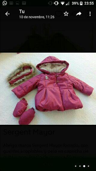 chaqueta de bebé Sergent Major nueva