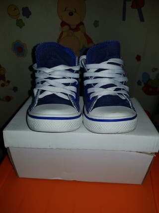 Zapatillas niño n24