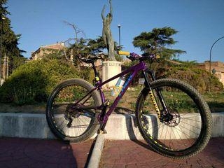 bicicleta trek stache 7 talla M 17'5