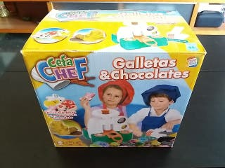 Cefa Chef galletas y chocolates