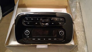 Radio Smart fortwo y forfour w453