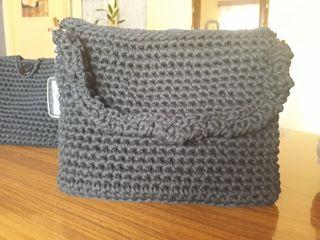 bolsos de trapillo hechos a mano