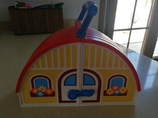 granja maletin Playmobil 123