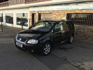 Volkswagen Touran TDi **Varias en stock**