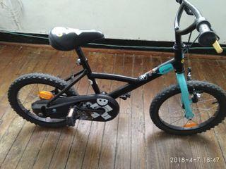 """Bicicleta niños 16"""""""