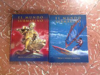 Libros El Mundo Submarino